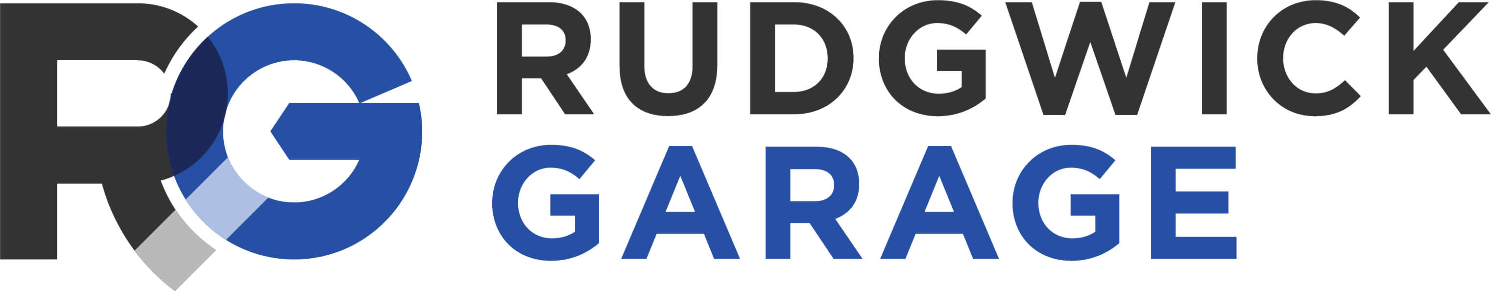 Rudgwick Garage Logo